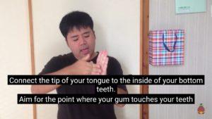 口笛の吹き方動画 英語訳追加